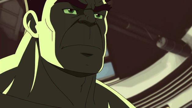 Hulk: Portal hacia la destrucción
