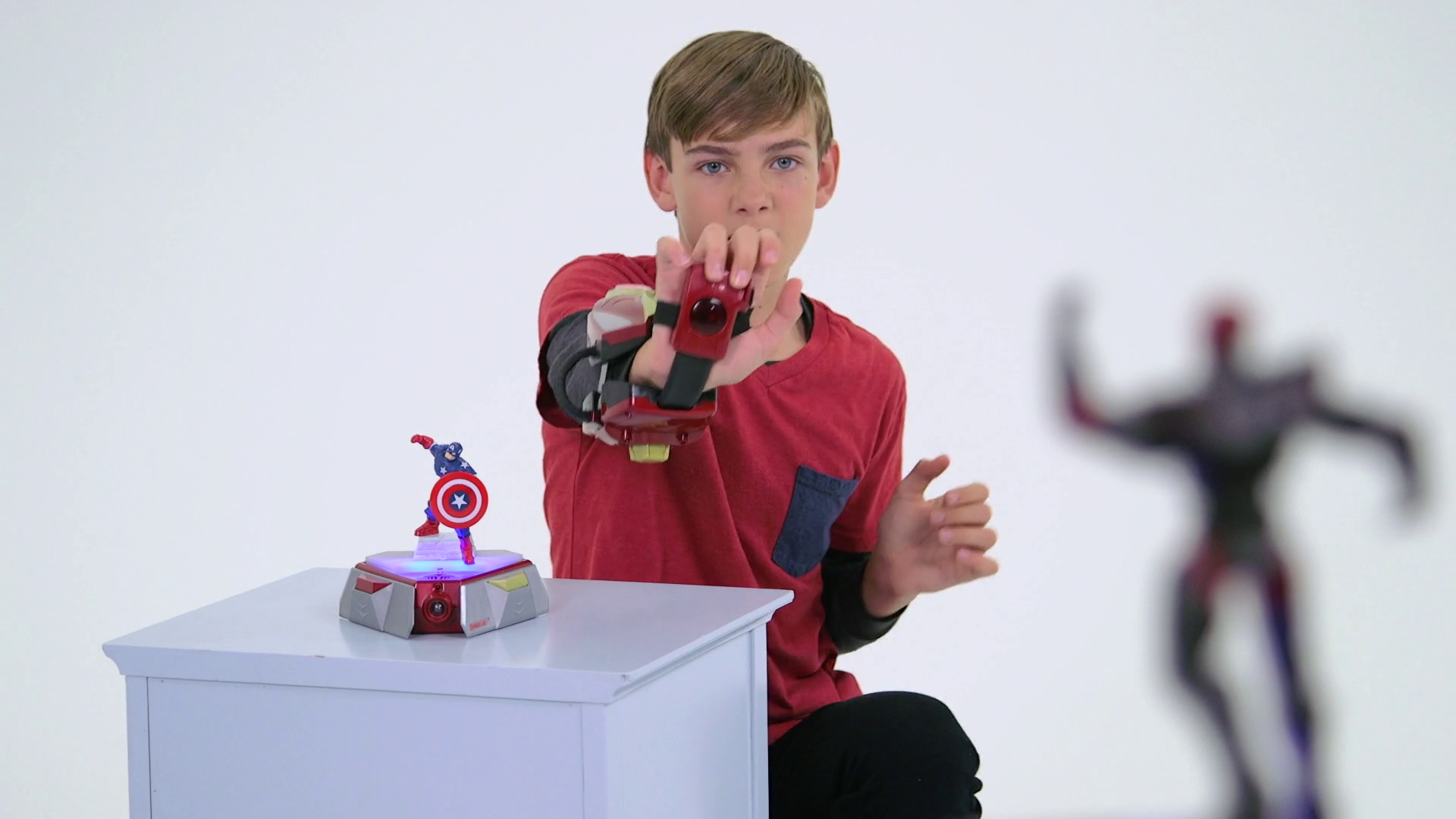 The Navigation Dial: Locations, Missions, and Settings - Playmation Instructional Video