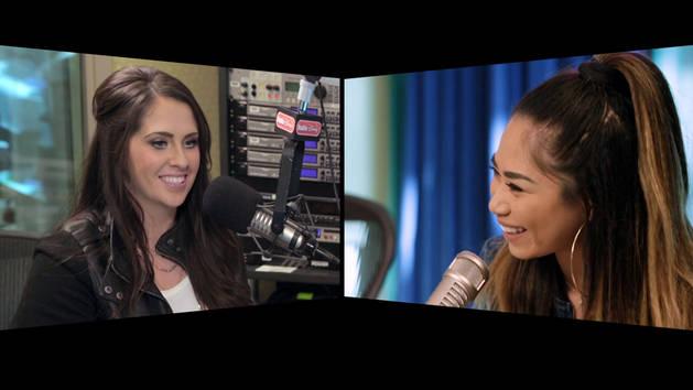 """Jessica Sanchez on """"This Love"""" - Radio Disney"""