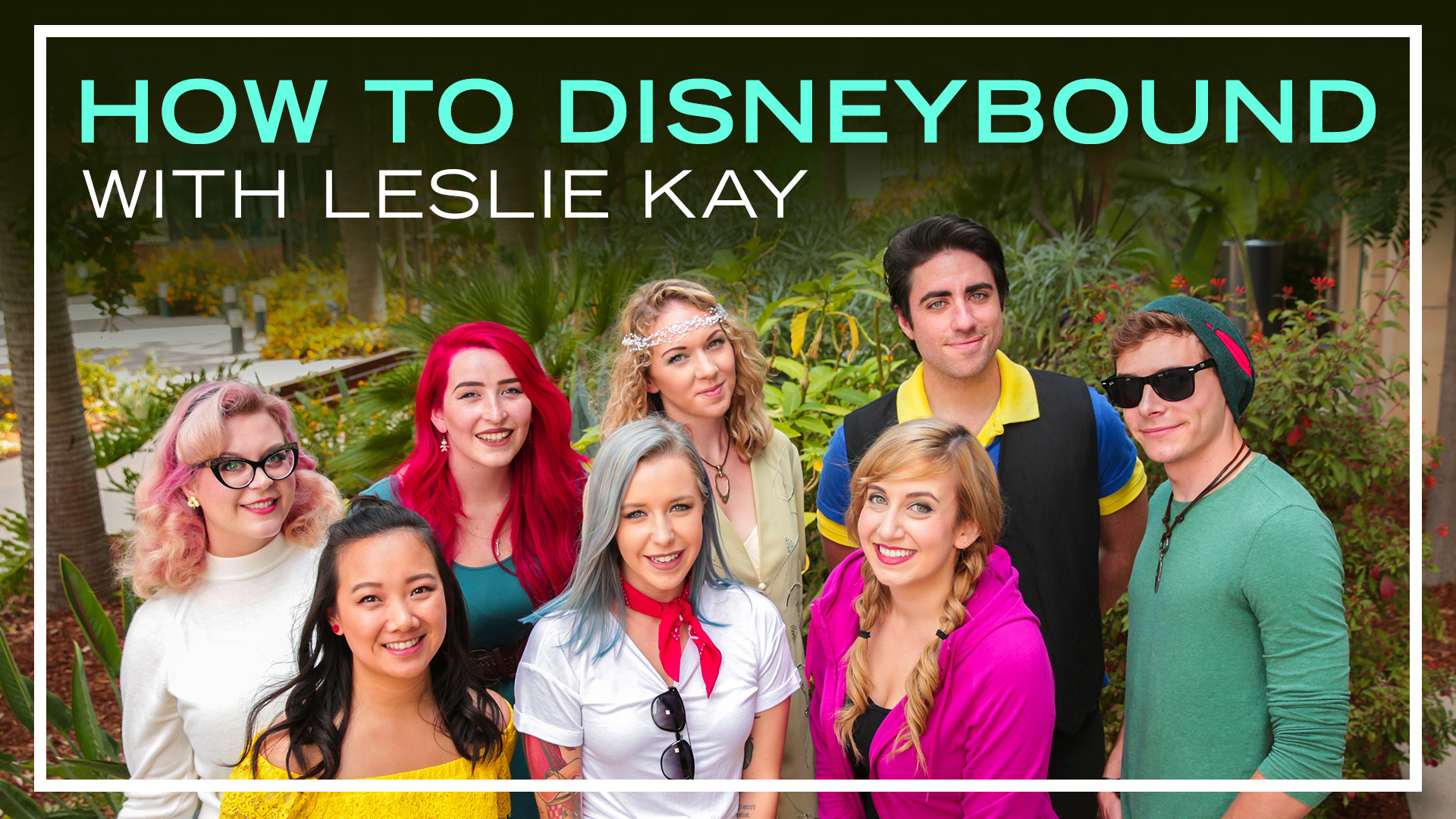 3 DisneyBound Tips with Leslie Kay