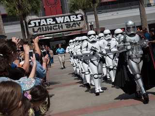 New 'Star Wars: A Galactic Spectacular' Fireworks Coming to Disney's Hollywood Studios