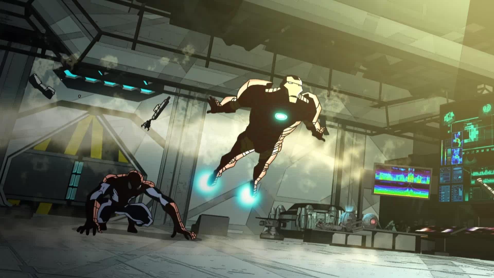 Ultimate Spider-Man - Aflevering 37 - Seizoen 2