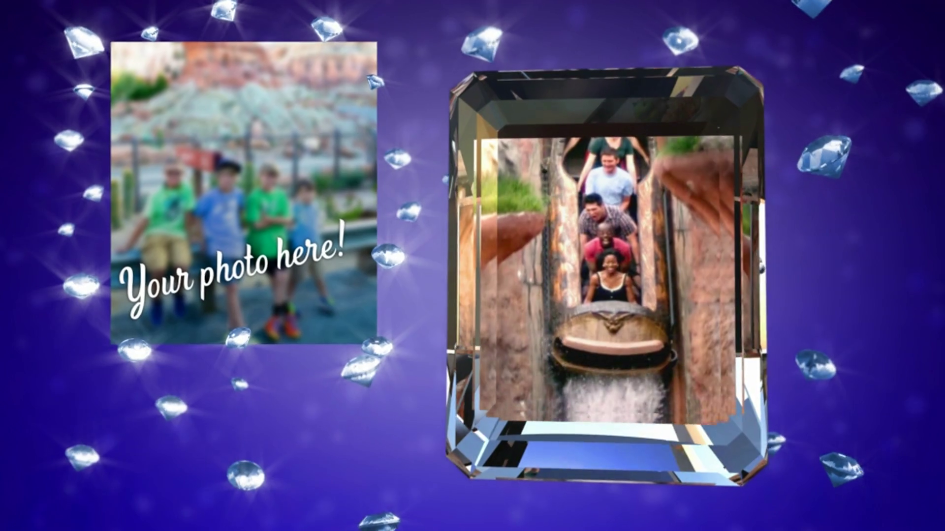 Personalized Video - Disneyland Diamond Celebration