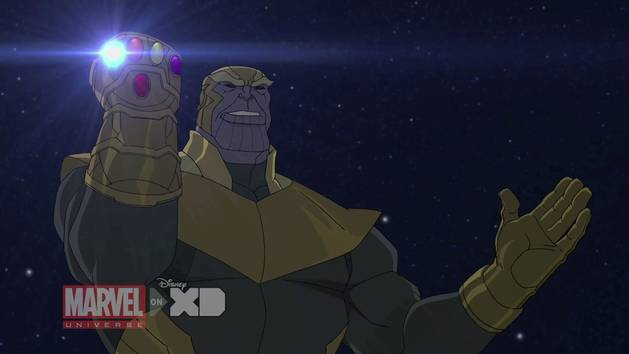 """Thanos Triumphant"" Clip 1"