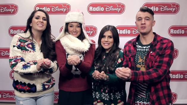 Happy Holidays from Radio Disney!