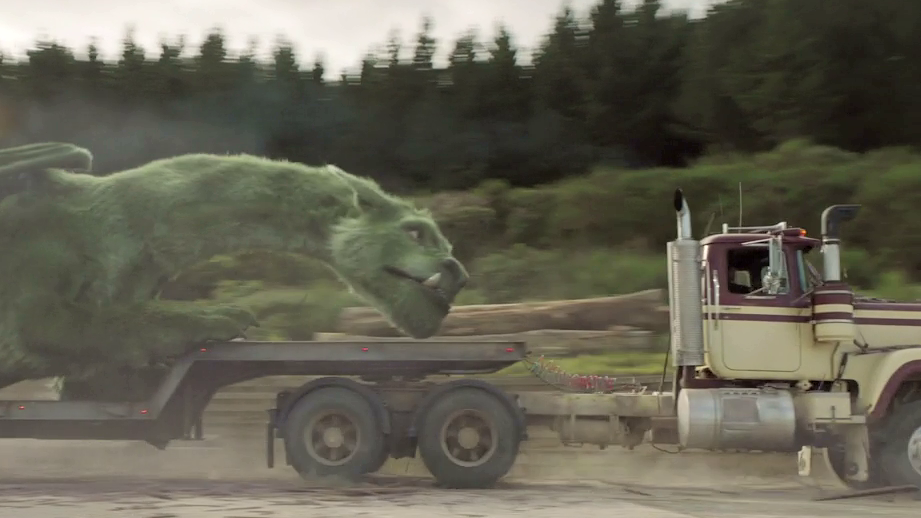 """I Thought I Had It In Reverse"" Clip - Pete's Dragon"