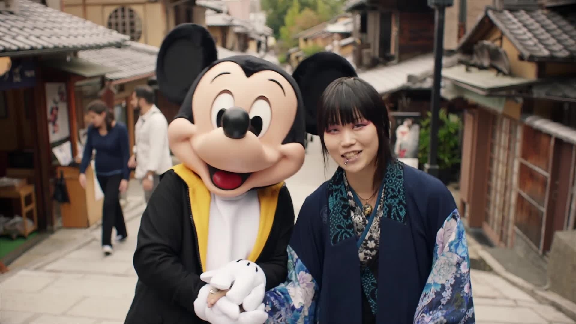 Mickey a világ körül
