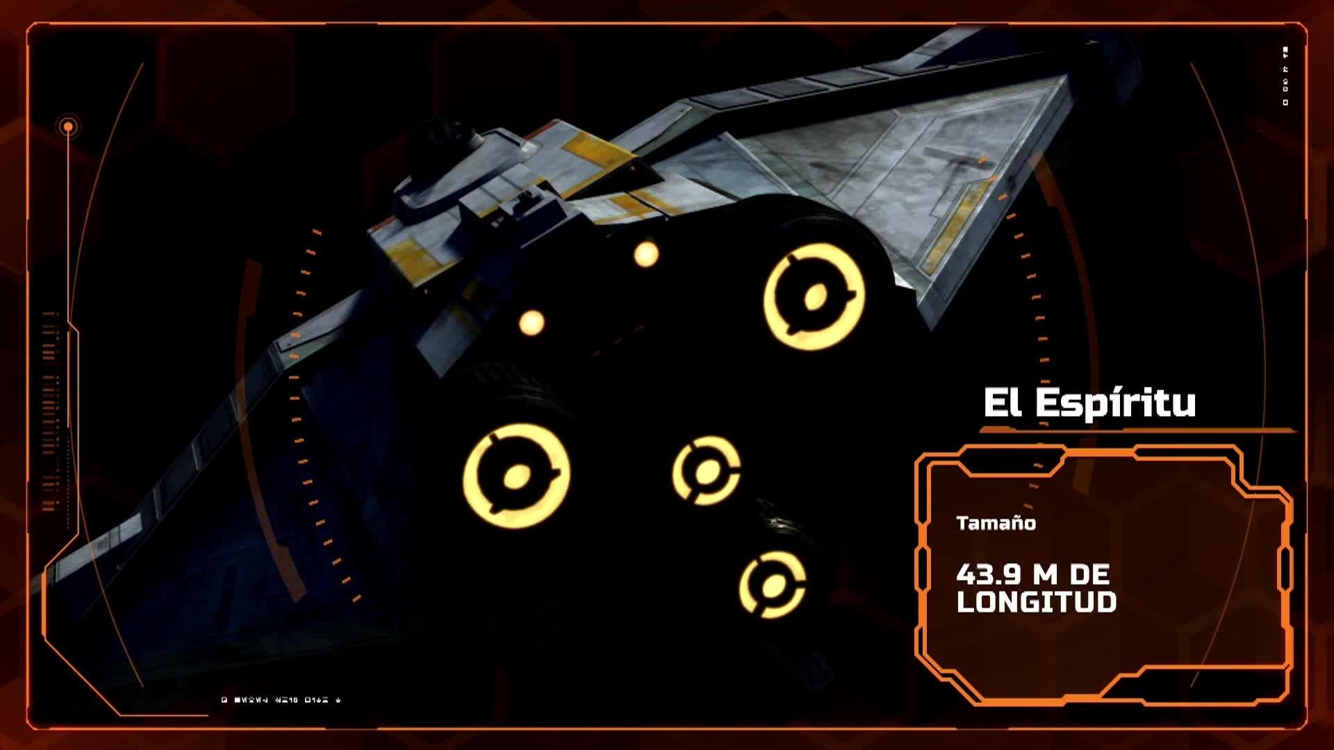 Secrets of the Rebels -EL ESPIRITU