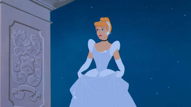 Cinderella Enters
