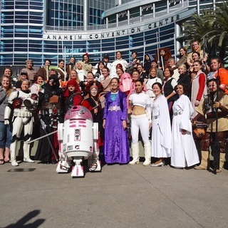 Costume Party: Fan Groups Invade Star Wars Celebration Anaheim!
