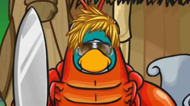 My Penguin 1.2 - Club Penguin