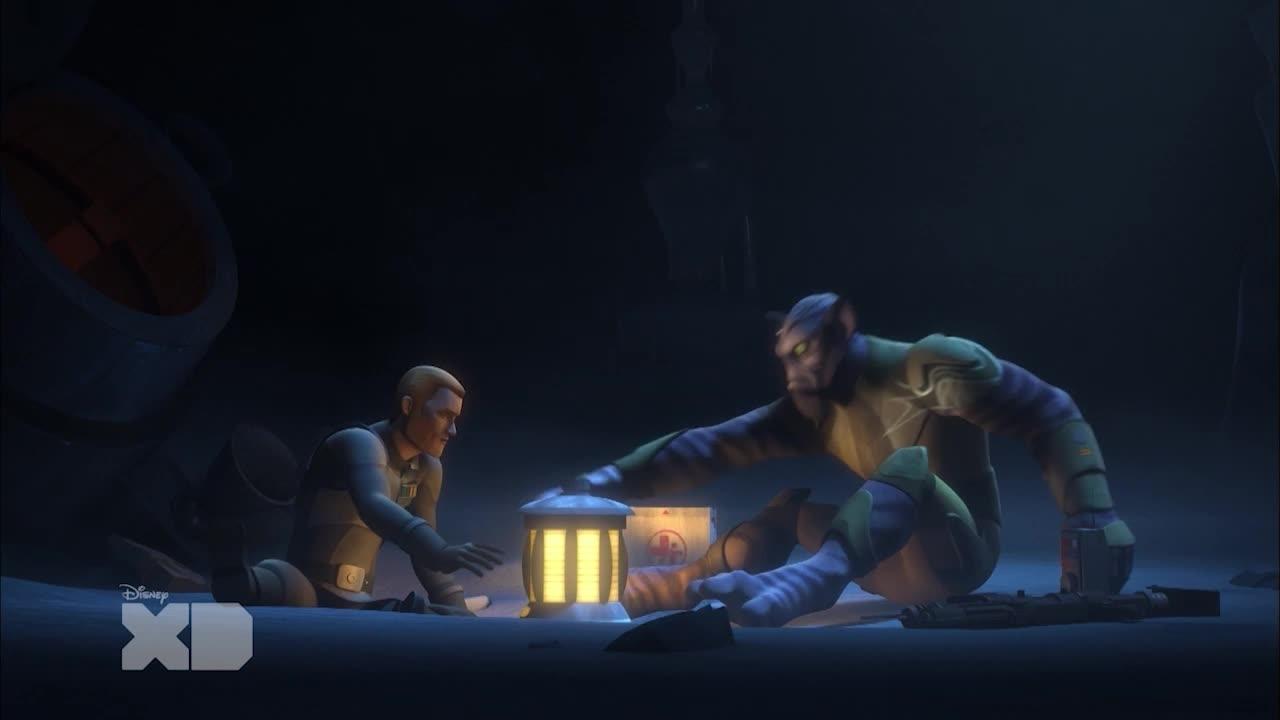 In arrivo la terza stagione di Star Wars Rebels