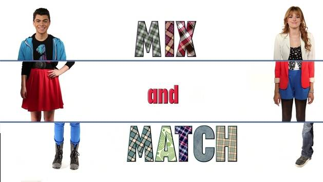 Mix and Match 1