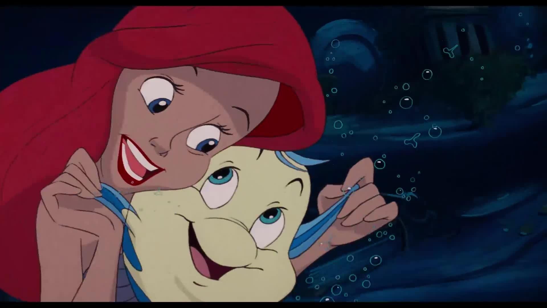 De Kleine Zeemeermin - Dat is mijn wens