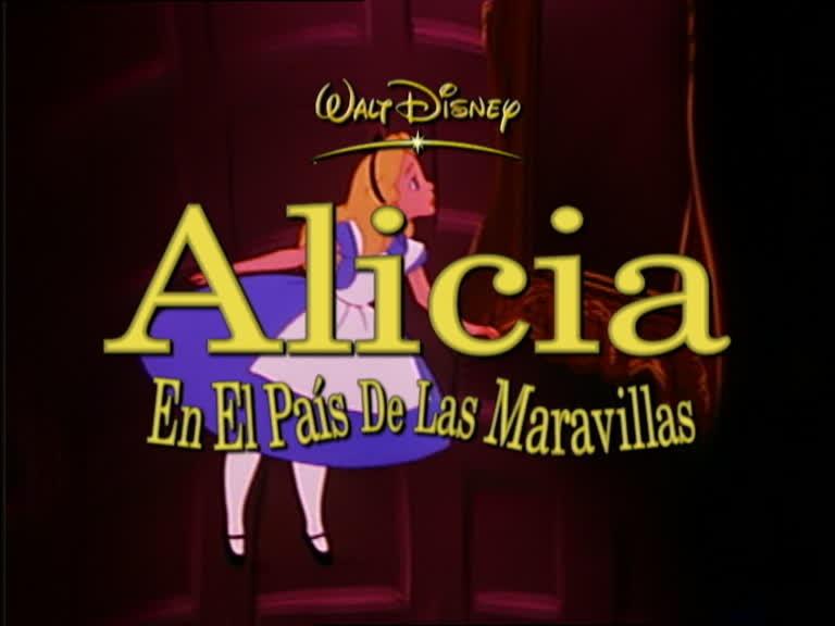 Tráiler Alicia en El País de las Maravillas