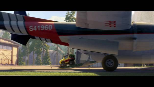Planes: Fire and Rescue Textless Movie Trailer