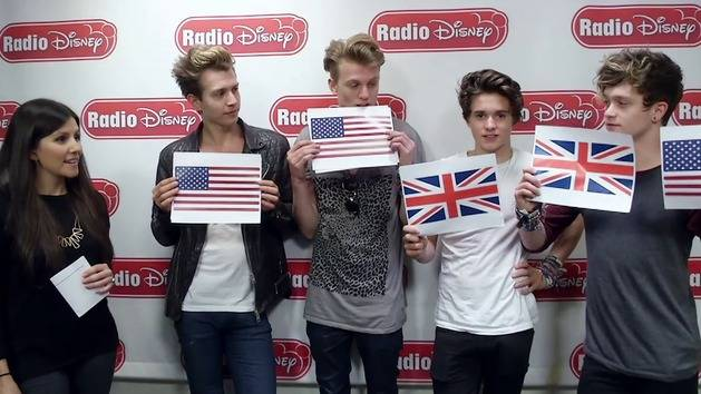 The Vamps - Radio Disney Interview