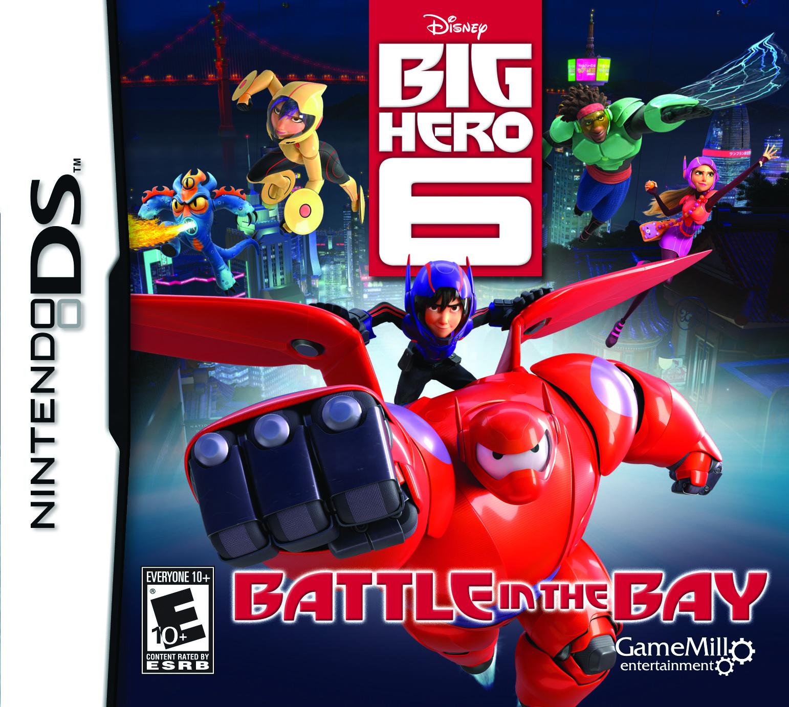 Big Hero 6: Battle in the Bay | Disney LOL - photo#28