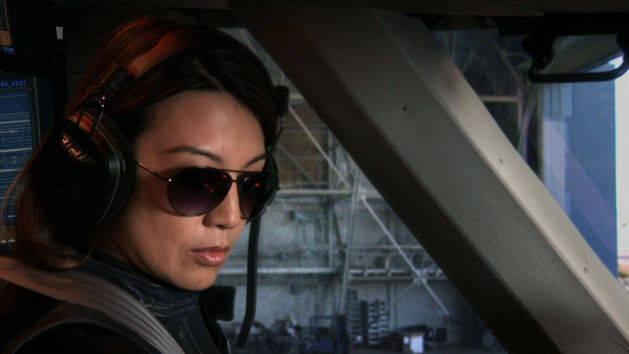 Melinda May - Level Seven Access Agent
