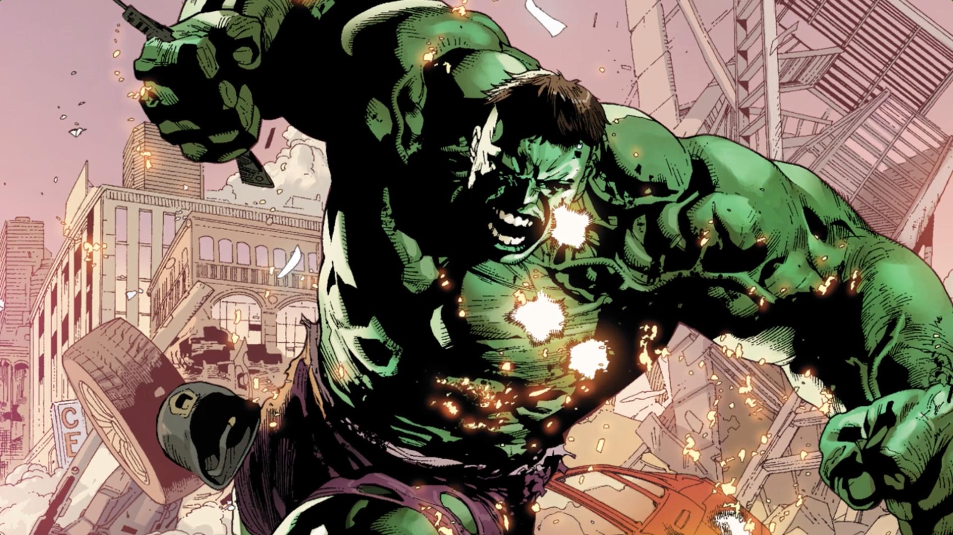 Hulk - Héroes en un minuto