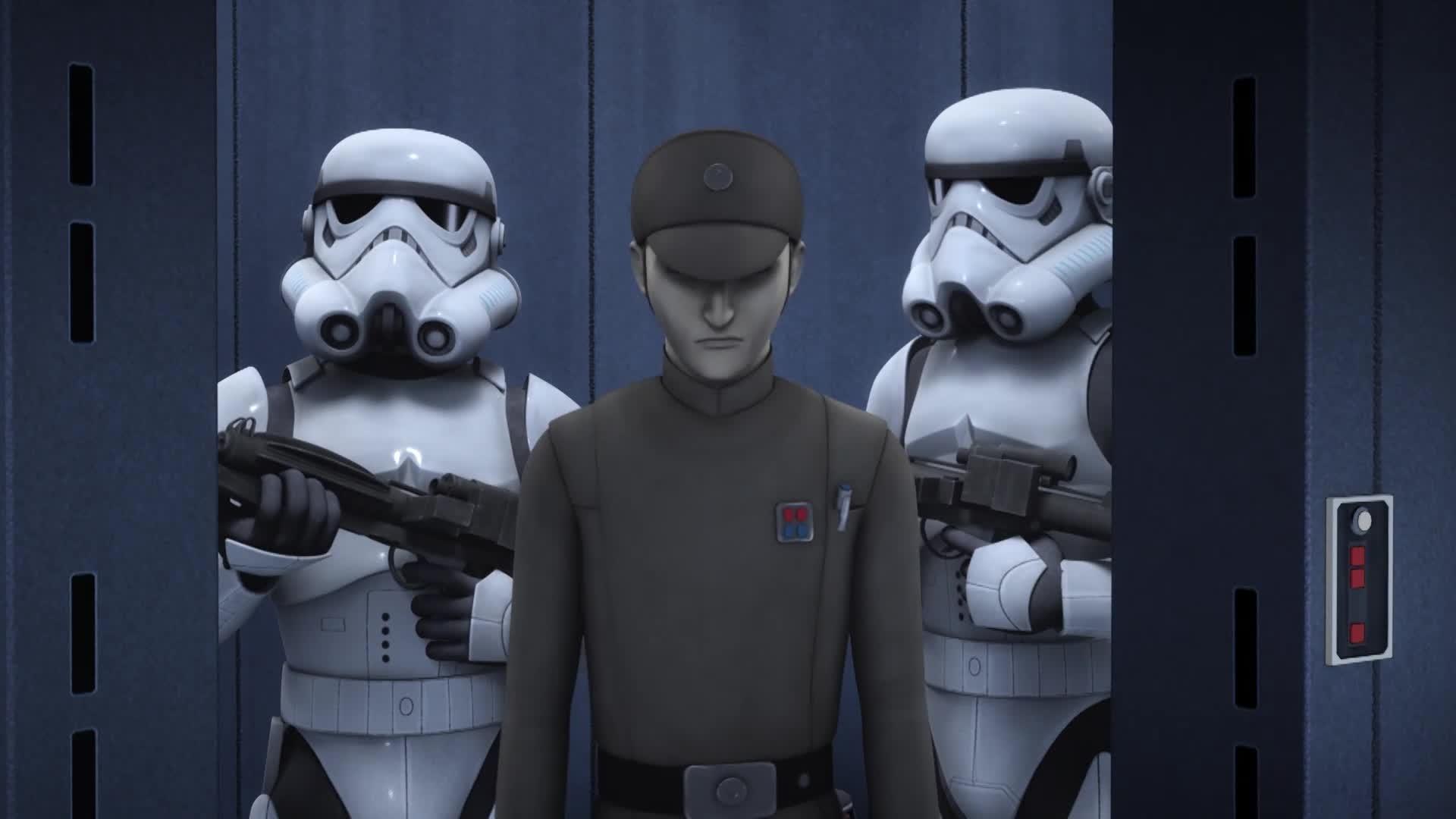 Star Wars Rebels - Verplichte samenwerking