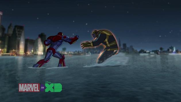 Avengers Worlds - Clip 1