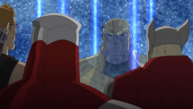 Marvel Avengers Rassemblement - Extrait - Le pouvoir de Thanos