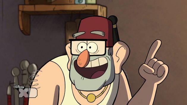 Gravity Falls - cacciatore di teste