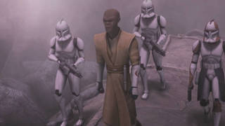 The Clone Wars Answers: MASH Troopers?
