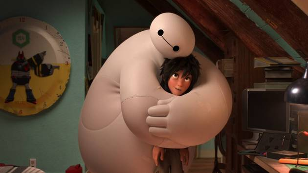 National Hugging Day! - Big Hero 6