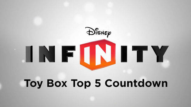 Toy Box Top 5 Countdown - Best of 2013