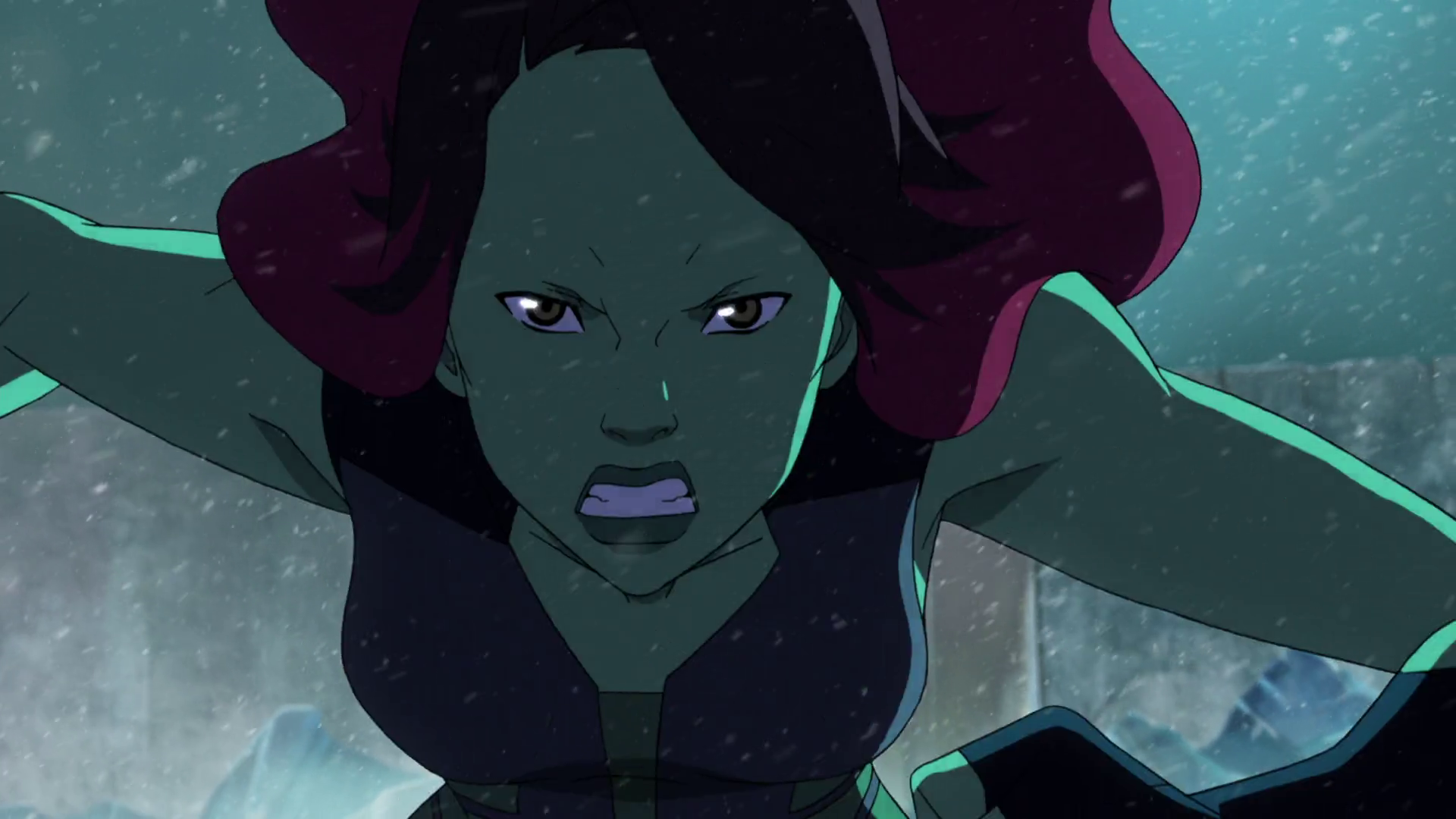 Gamora, Pt. 1