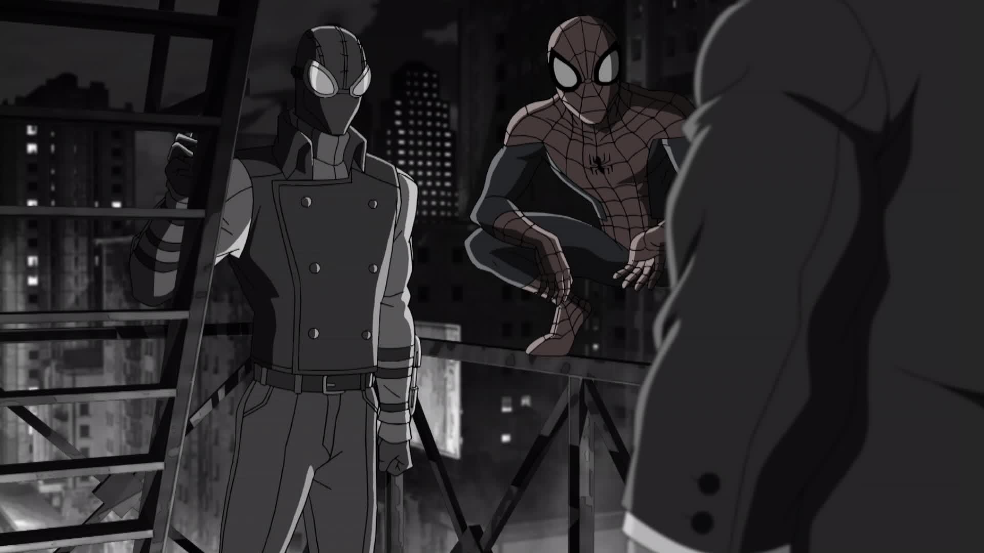 Ultimate Spider-Man - Aflevering 98 - Seizoen 4
