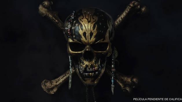 Piratas del Caribe: La Venganza de Salazar -  Teaser tráiler