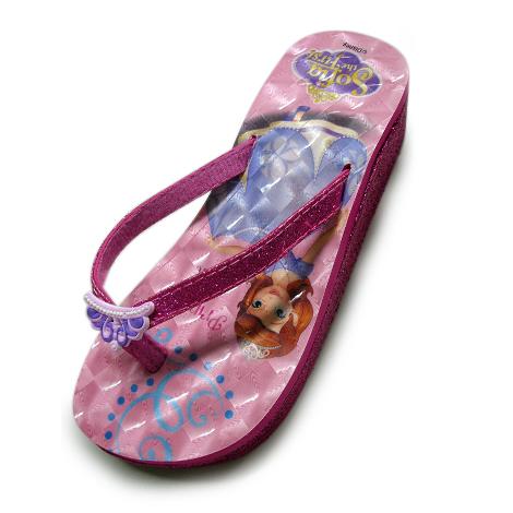 Sofia wedge slippers