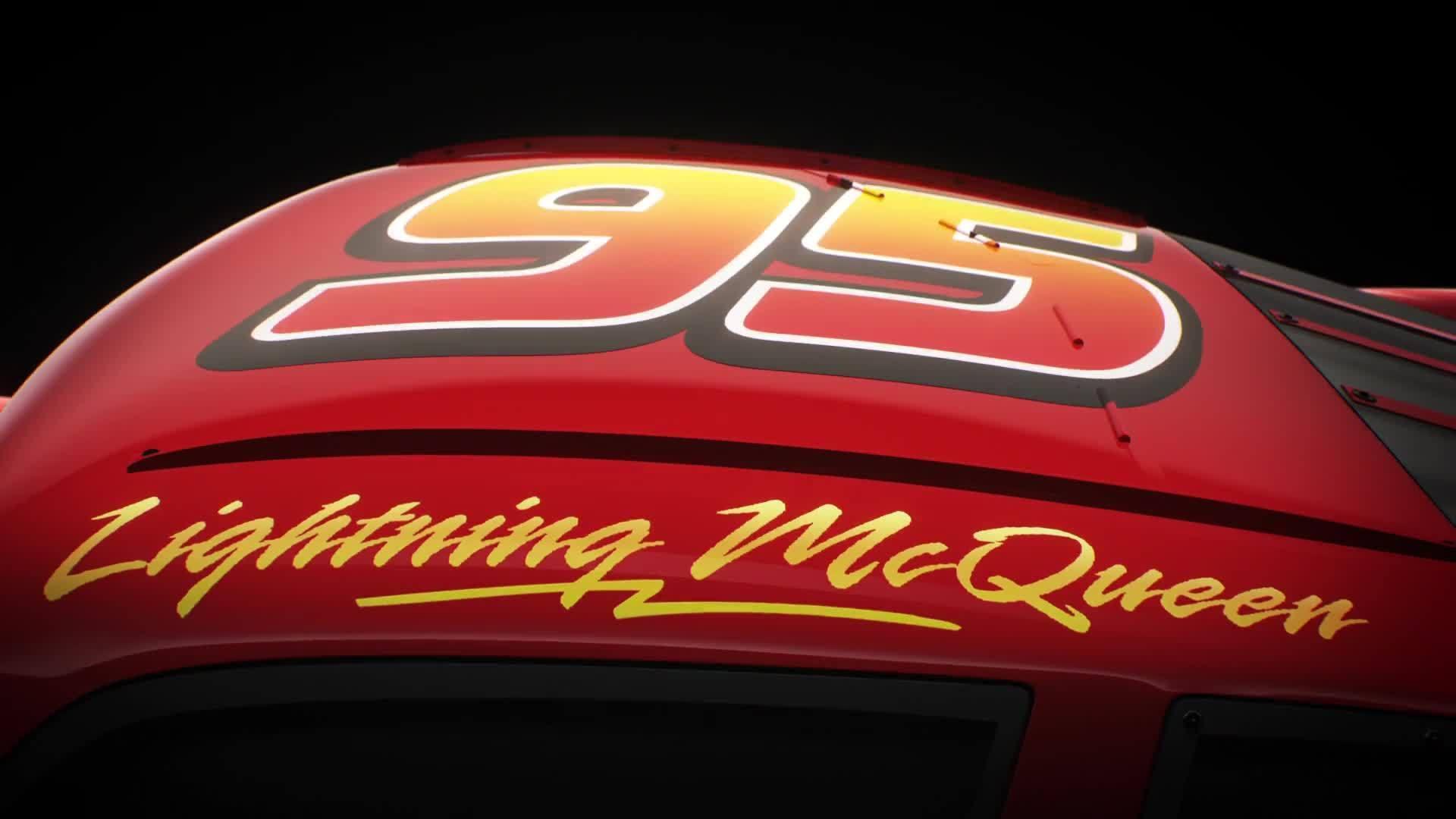 Lighting McQueen - Cars 3 - June 16