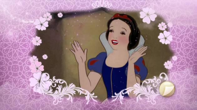 Princesa Disney Branca de Neve