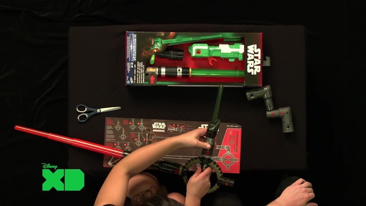 Gamefest Ep 44: First Look Hasbro Blade Builder