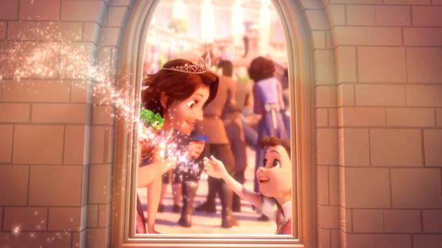 Academia de Princesas: Rapunzel