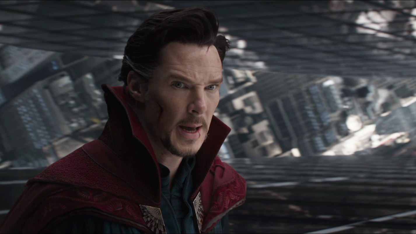 Marvel's Doctor Strange Comic Con Trailer