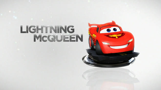 Lightning McQueen - Disney Infinity