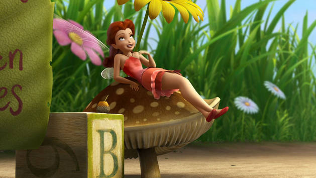 Rosetta's Garden Lesson #2 - Disney Fairies Shorts