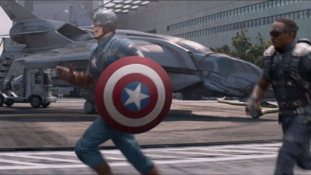 Captain America: The Winter Soldier - Trailer 2
