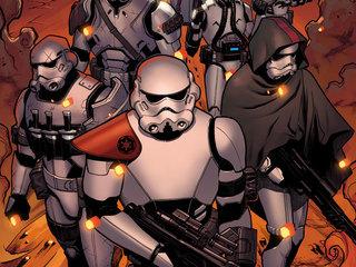 Elite Stormtroopers Prepare to Strike in Star Wars #21 – First Look!
