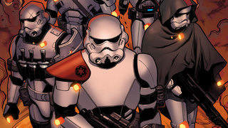 Elite Stormtroopers Prepare to Strike in Star Wars #21 – First Look!