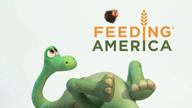 Share The Joy | Feeding America with The Good Dinosaur PSA