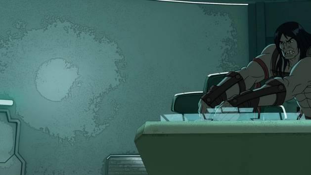 Impacto futuro - Hulk y los Agentes de S.M.A.S.H.