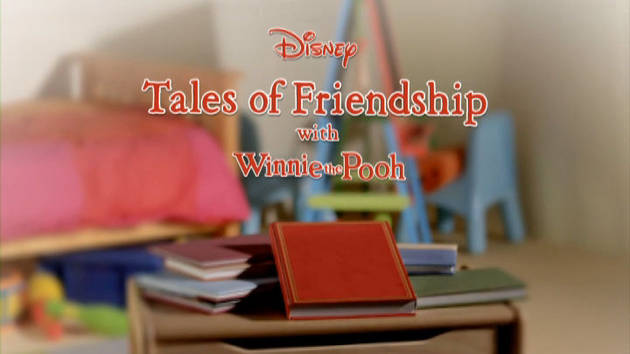 Tales of Friendship with Winnie The Pooh Ep 1