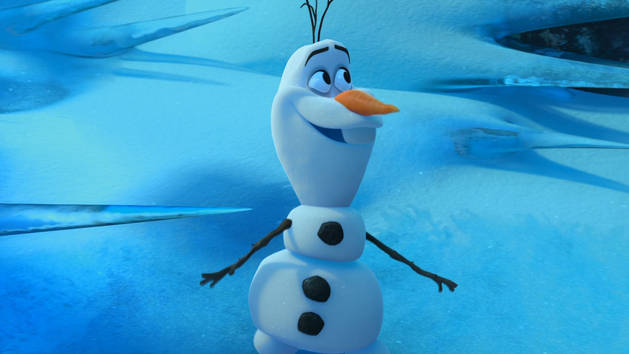 Being Aware of Your Surroundings - Olaf-A-Lots