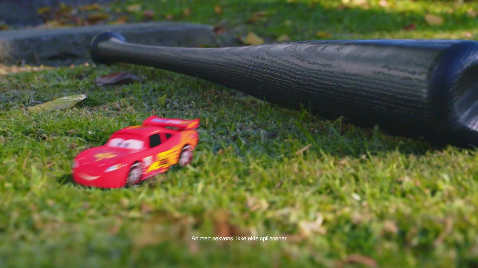 Fotballkampen - Cars Daredevil Garage
